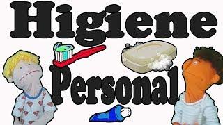 Higiene personal/Subtítulos en Inglés/Educativo/Para niños