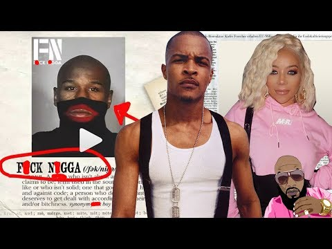 T.I. Releases Floyd Mayweather Diss Song Upset Tiny Slept With Him (MUST WATCH)
