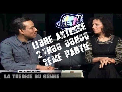 Farida Belghoul sur Meta TV - Libre Antenne du 31 janvier 2014 - 2ème Partie