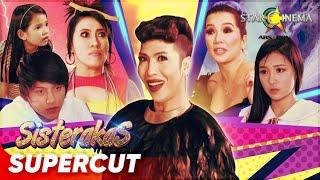 SISTERAKAS: Supercut | Vice Ganda, Kris Aquino, Ai-Ai de las Alas, Kathryn Bernardo, Daniel Padilla