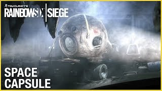 Rainbow Six Siege - Outbreak: Space Capsule Trailer