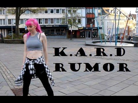 K.A.R.D - Rumor (루머) Dance Cover