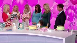 After the Show Show: Baby shower for Abby Huntsman