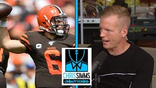 Film Deep Dive: Titans vs. Browns, NFL Week 1 | Chris Simms Unbuttoned | NBC Sports