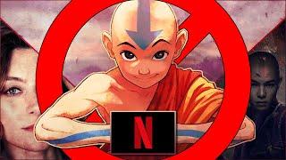 Bye, Bryke. Bye, Avatar-Netflix-Serie.   Avatar - Der Herr der Elemente
