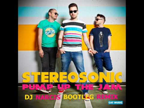 Stereosonic - Pump Up The Jam (DJ Narcis Bootleg Remix)