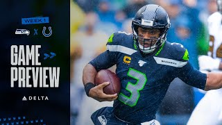 2021 Week 1: Seahawks at Colts Preview