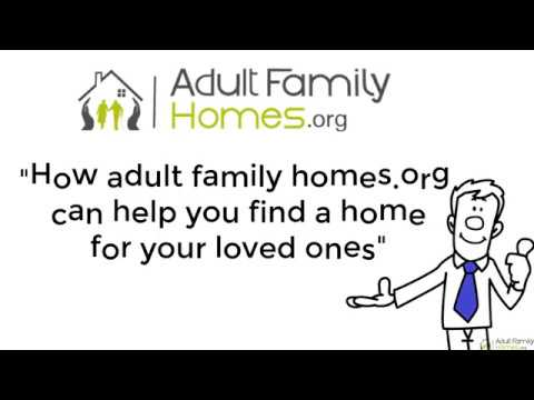 Take Complete Control in Finding a Home | Adult Family Homes