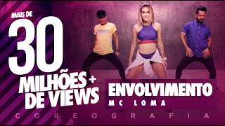 Envolvimento - MC Loma   FitDance TV (Coreografia) Dance Video