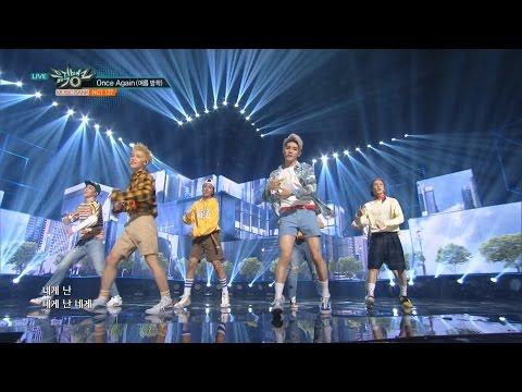 뮤직뱅크 - NCT 127, 더위 날리는 청량감 폭발 무대! 'Once Again (여름 방학)'.20160708