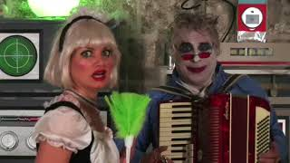 Count Smokula creates a French Maid!