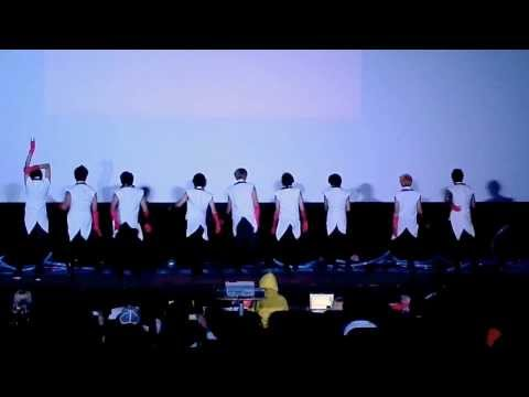 Boys' Generation - Paparazzi (SNSD) dance cover