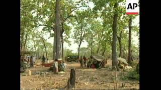 CAMBODIA: KHMER ROUGE GUERRILLAS ARE DEFECTING TO GOVERNMENT