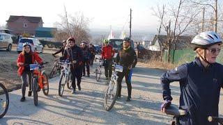 Более 260 велосипедистов почтили память Виктора Куца велопробегом от Уссурийска до Артема