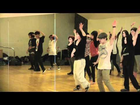 LKD Team LoKo hosts SM Town Choreographer Baek Koo Young (백구영) Dance Masterclass