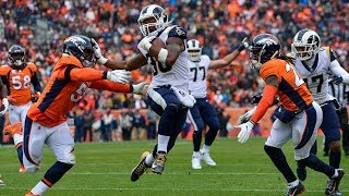 Los Angeles Rams' Todd Gurley Has Career Day Against Broncos