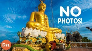 12 Things NOT To Do in Thailand