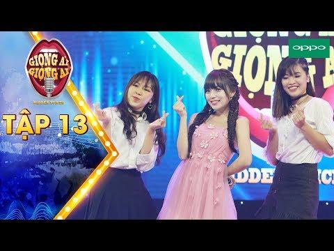 Giọng ải giọng ai 3 | Tập 13: Cô bé Hàn Quốc Young Ju hát hit Sweet Dream của Jang Nara cực ngọt