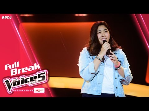 The Voice Thailand 5 - Blind Auditions - 9 Oct 2016 - Part 3