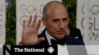 Matt Lauer fired over inappropriate sexual behaviour