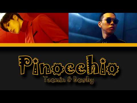 Taemin (태민) & Bewhy (비와이) - Pinocchio (피노키오) // The Call EP.7 // [COLOR CODED LYRICS HAN/ROM/ENG]