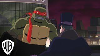 Batman vs Teenage Mutant Ninja Turtles (2019)