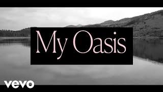 Sam Smith - My Oasis (feat Burna Boy) (Lyric Video) ft. Burna Boy