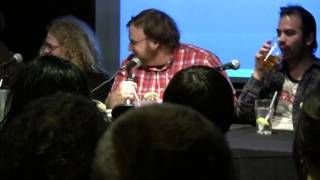 Adventure Time Panel at TCAF 2011 - Part 2/4 -