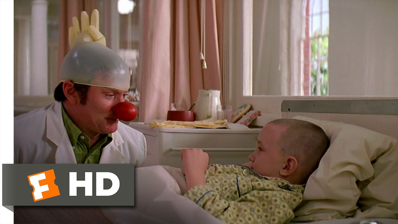 An analysis of the movie patch adams is humor the best medicine