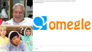 NEVER GOING ON OMEGLE AGAIN