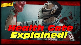 Everything You Need To Know About Health Gate In Borderlands! Borderlands 2 Remastered Guides!
