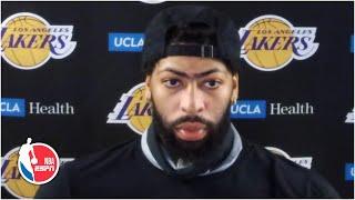 Anthony Davis: Kyle Kuzma key in Lakers' playoff run | NBA on ESPN