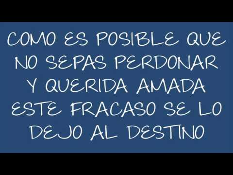 Mi Ultima Carta - Prince Royce [Lyrics]