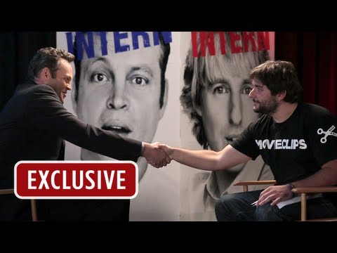 The Internship Rapid Fire EXCLUSIVE Vince Vaughn Interview (2013) - Movie HD