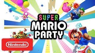 Super Mario Party - Launch Trailer - Nintendo Switch