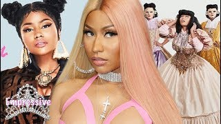 "Nicki Minaj is releasing new music ""Barbie Tingz"" and ""Chun Lin"""