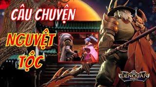 Bí Mật Về Câu Chuyện Nguyệt Tộc - Chuyện Tình Liên Quân - Phim Liên Quân Mobile | VietClub Gaming