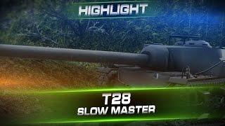 T28 - Slow Master. Arti25