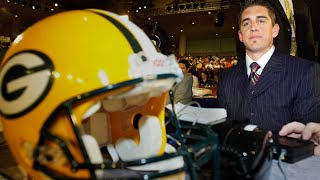 21 Teams Pass on Aaron Rodgers at the 2005 NFL Draft