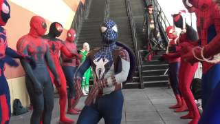 The Spider-Verse takes over
