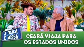 Ceará viaja para os Estados Unidos | A Praça é Nossa (14/06/18)