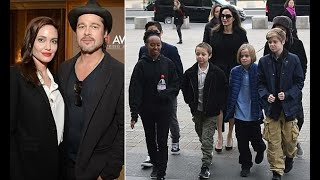 Angelina Jolie ordered to give Brad Pitt more access to their kids or risk losing primary custody -