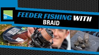 A thumbnail for the match fishing video FEEDER FISHING WITH BRAID | Lee Kerry