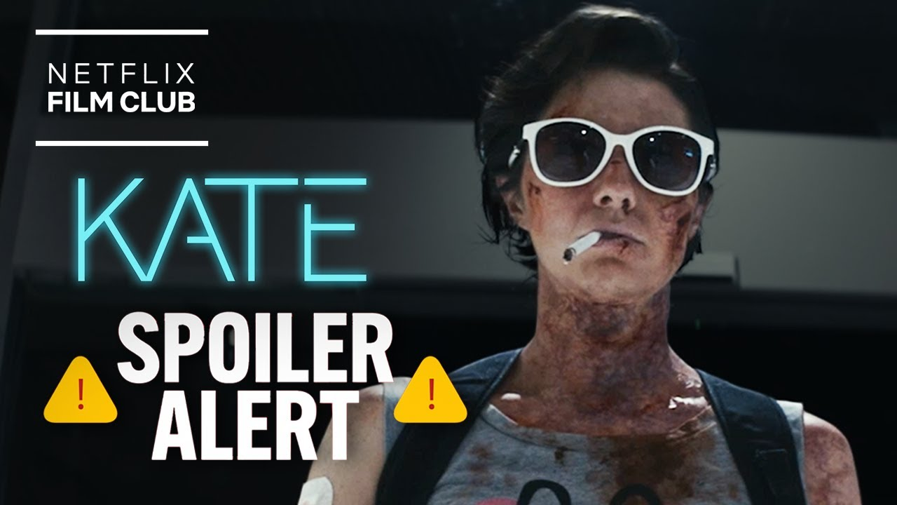 KATE Ending Explained with Mary Elizabeth Winstead & Miku Martineau | Netflix