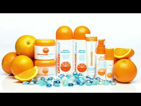 Vitamin C Skin Care Products For Healthy & Glowing Skin | Orange Daily