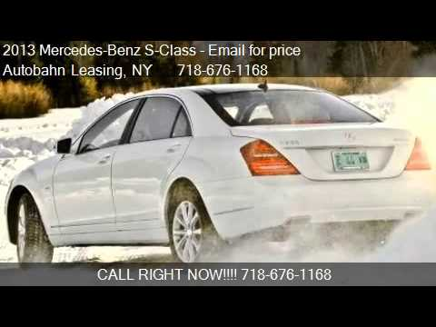 2013 Mercedes-Benz S-Class S350 BlueTec 4MATIC - for sale in
