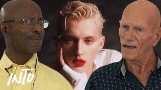 Old Gays React to Troye Sivan Videos