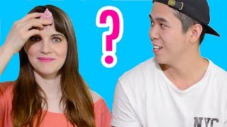 Men Try To Guess What A Menstrual Cup Is!