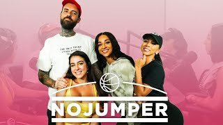 The Brittany Renner and Teanna Trump Interview (featuring Lena The Plug)