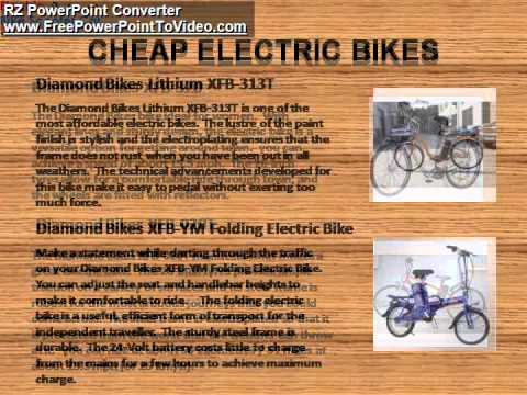 Buy Cheap Electric Bikes from Leading UK Company